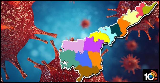 9,372 Corona virus cases registered, 111 people killed in AP