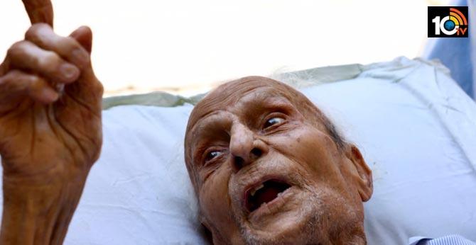 కరోనాను జయించిన 94ఏళ్ల వృద్ధుడు..!