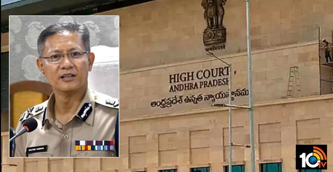 AP Vehicle owners filed petition against to Police in High court, after Cars sezied tip of brought Beer bottels