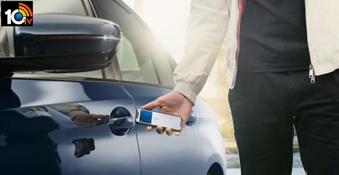 Apple Officially Announced CAR LOCK WITH IPHONE