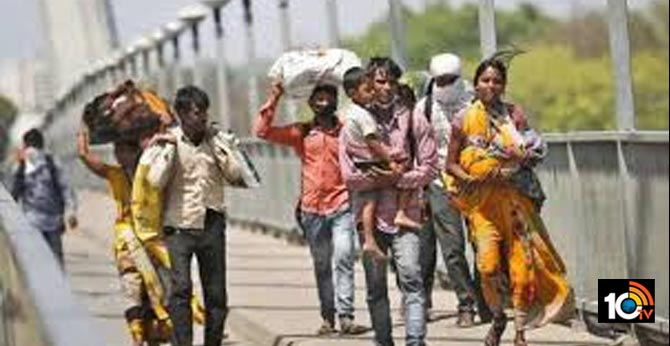 Big Scheme For Migrants Planned, Centre Listed 116 Districts