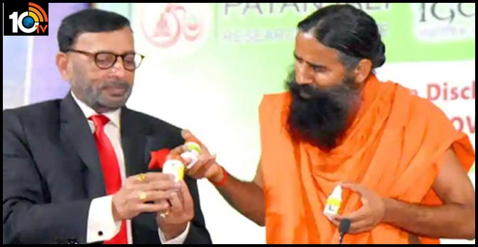 'Anyone found selling Ramdev's Covid-19 medicine will face action': Rajasthan minister