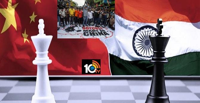 China dominates Sports Market, Dragon Domination all over India