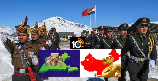 How China making business with Dragon Products in India, Now attacks in borders