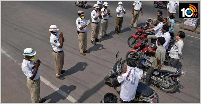 In Andhrapradesh Some regions going to lockdown