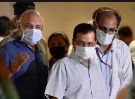 Only goal is to save lives, need no credit Arvind Kejriwal on Delhi Covid-19 situation
