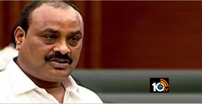 TDP MLA Atchannaidu arrested Over ESI Scam Full Details