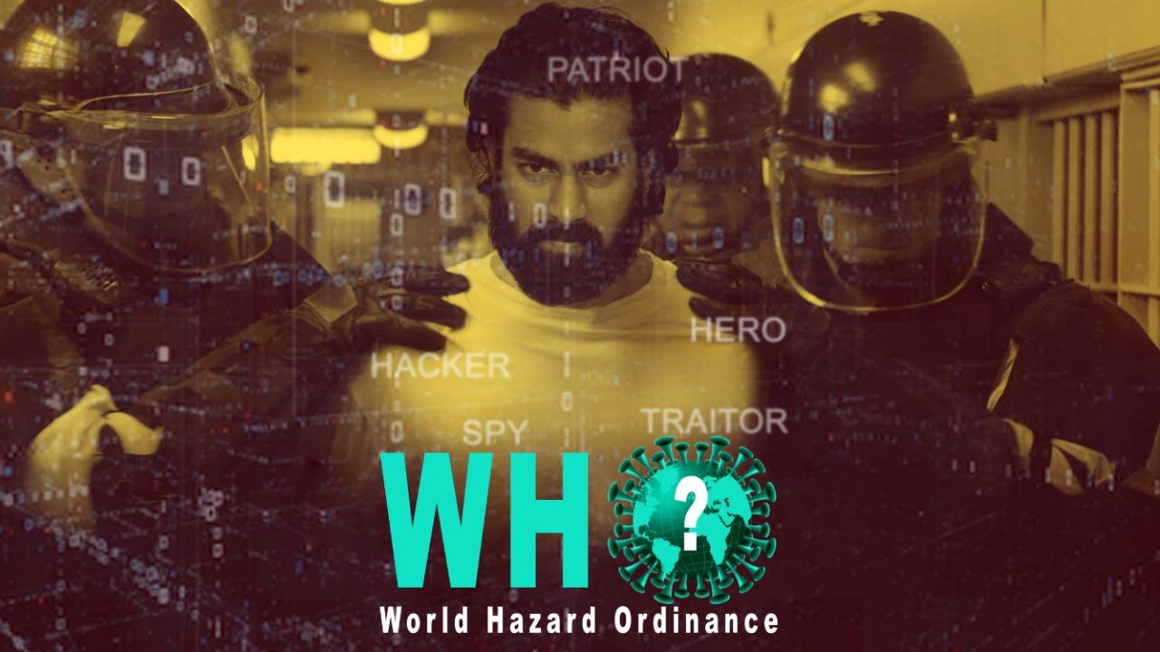 కరోనా వెనుక కుట్ర జరిగిందా? 'పలాస' హీరో కొత్త చిత్రం W H O