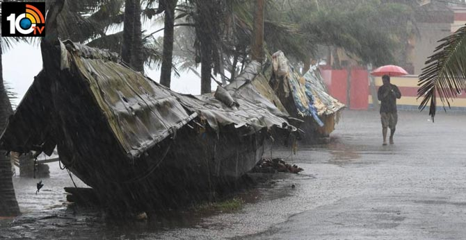 south west monsoons  entered in kerala coast, several parts receive rains