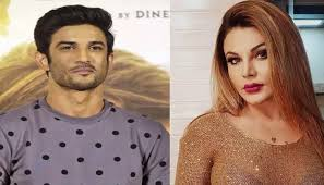 Bollywood heroine Rakhi Sawant responded on suicide of Sushant Singh