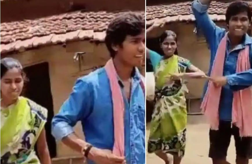 these siblings from Jharkhand Sister and Brother are going viral for their dance videos