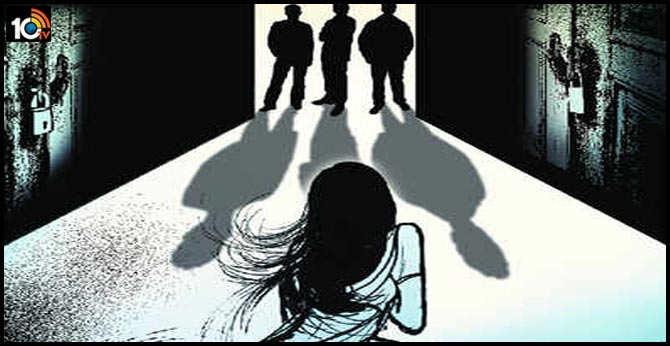 three men rapes 15 year old girl girl for one year in vizag district, case booked