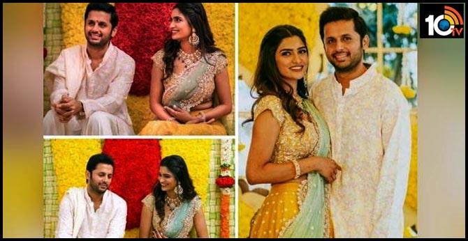 Nithiin-Shalini's Wedding to Take Place at Falaknuma on 26th July