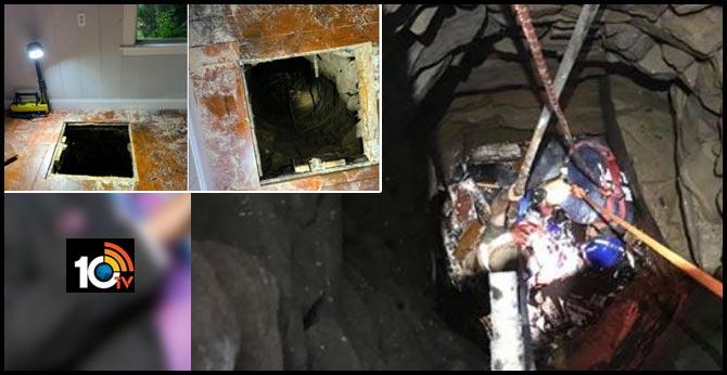 America Man falls 30 feet into hidden well inside historic Connecticut house