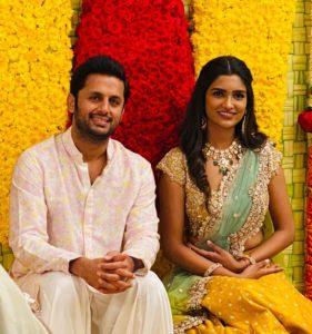 Nithin and Shalini's Engagement