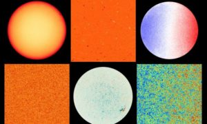 Have You Seen Ever Close ups of the sun, Here You Can See pics