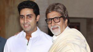 Amitabh Bachchan, Abhishek