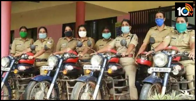 How-Kerala's-Women-Only-Bike-Squads-Riding-Royal-Enfield-Are-Fighting-COVID-19-Outbreak