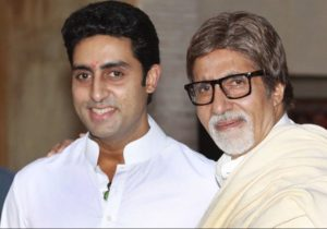 Amitabh Bachchan-Abhishek Bachchan