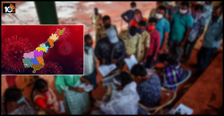 బాబోయ్.. ఏపీలో ఒక్కరోజే కరోనాతో 43మంది మృతి, మళ్లీ 1900లకు పైగా కేసులు