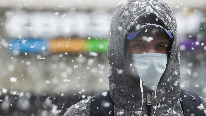 Winter wave of coronavirus could be worse than first