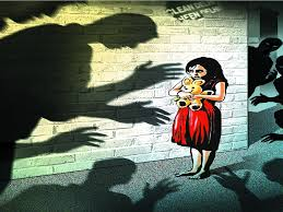 minor girl rape at hyderabad