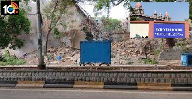 తెలంగాణ సచివాలయం కూల్చివేతపై సుప్రీంకోర్టులో పిటిషన్