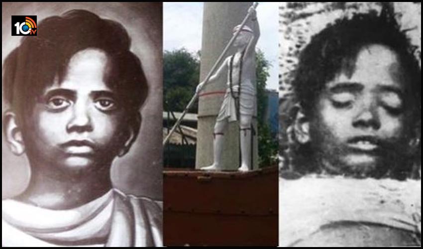'బాజీరౌత్' : మనకు తెలియని 12 ఏళ్ల స్వాతంత్ర్యసమరయోధుడు