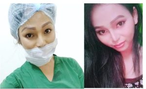 Manipur beoncy laishram is northeasts first transgender doctor and covid-19 warrior