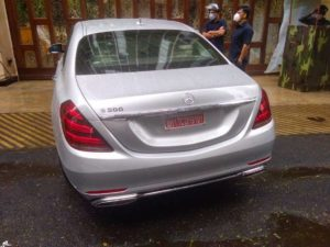 Mukesh Ambani's new Mercedes S600 Guard is his most EXPENSIVE bulletproof car