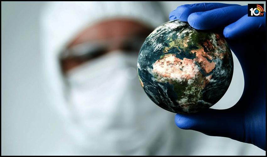 ప్రపంచవ్యాప్తంగా 24 గంటల్లో 2.11 లక్షల కొత్త కరోనా కేసులు