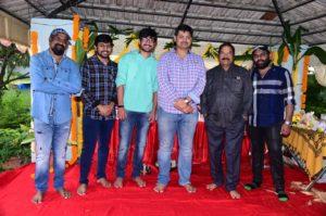 Raj Tarun - Vijay Kumar Konda New Movie