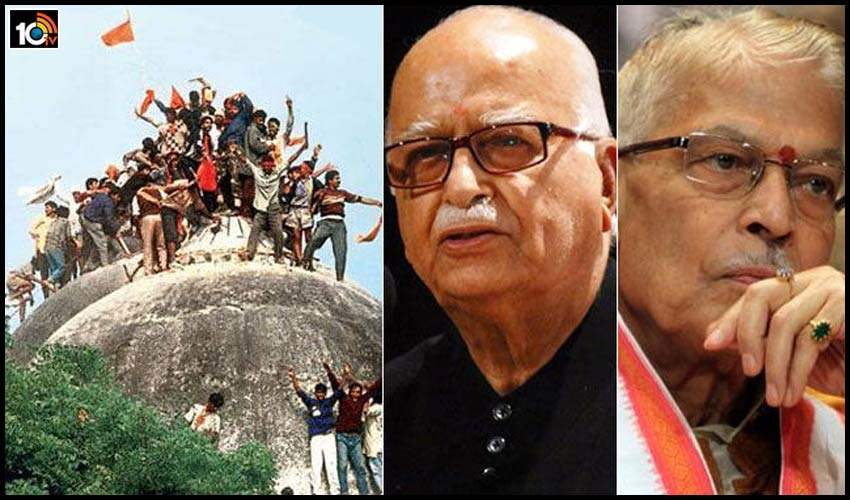 babri-masjid-demolition-case-verdict-on-september-30-all-accused-including-advani-joshi-asked-to-be-present-in-court1