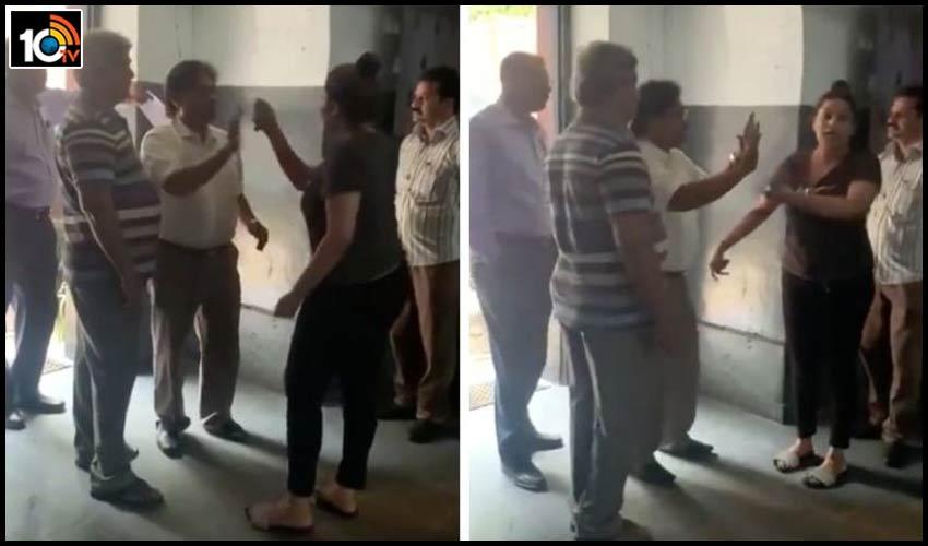 bangalore-viral-video-woman-threatens-bank-employees-false-rape-case