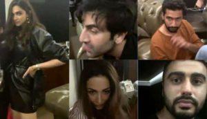 karanjohar drug party bollywood