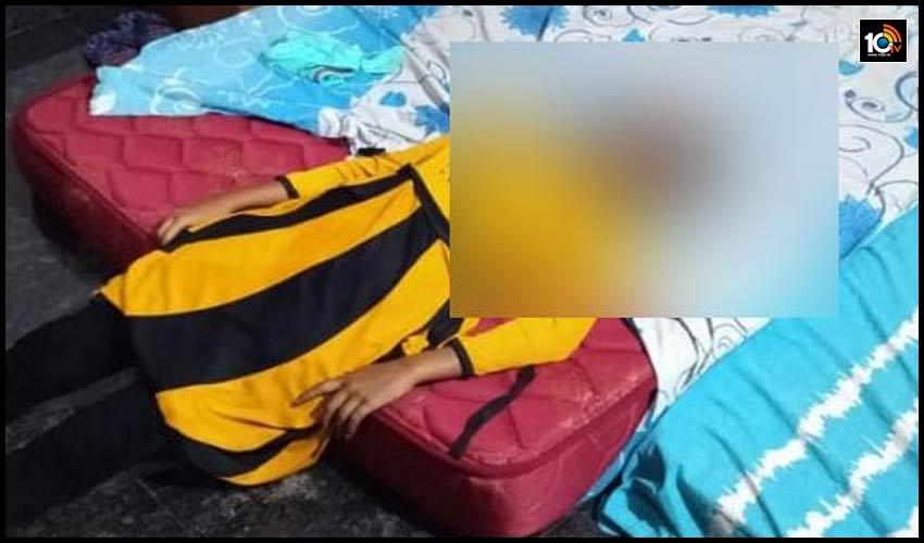 karnataka-minor-girl-deceased-bjp-leader-house