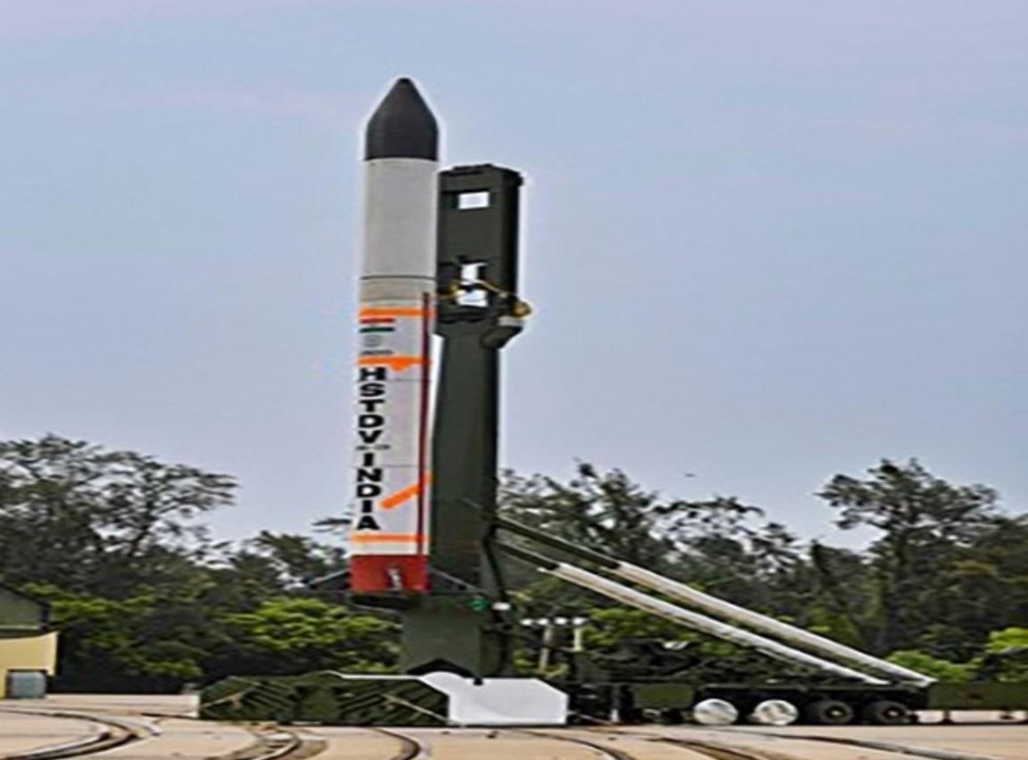 Testing 12 Missiles Within Two Months