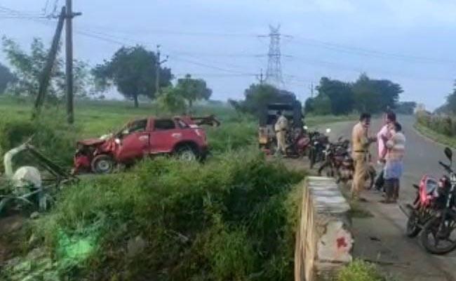 car-accident guntur district 2