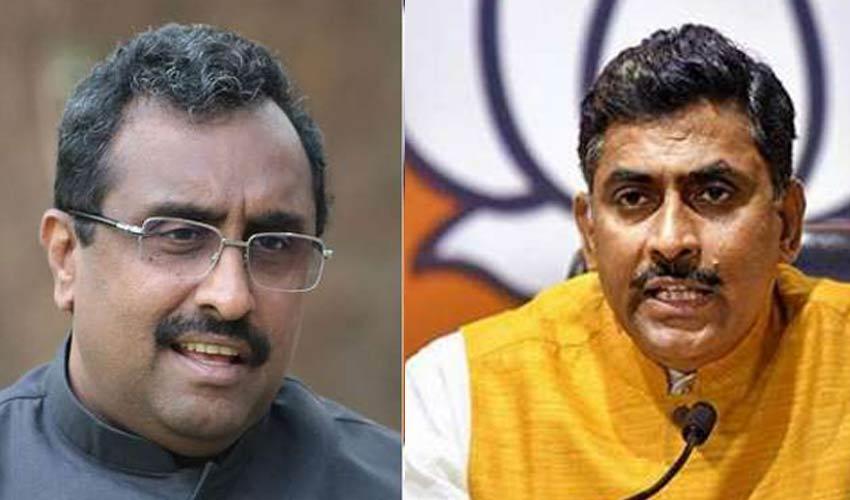 Pm Modi Cabinet లోకి రామ్ మాధవ్, మురళీధర్ రావు ?