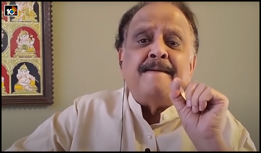 https://10tv.in/movies/sp-balasubrahmanyam-sings-in-different-voice-129557.html