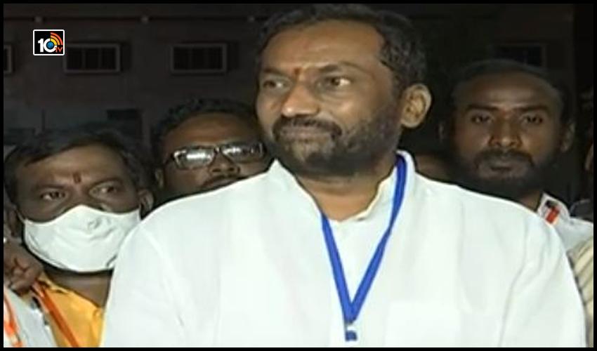 'నా విజయం దుబ్బాక ప్రజలకు అంకితం' : రఘునందన్ రావు