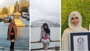 UAE woman Guinness world record travelling the world