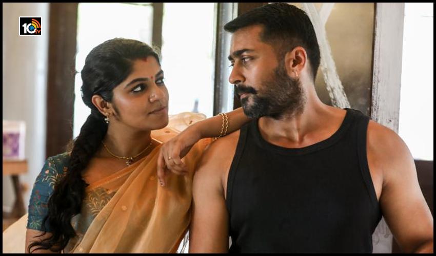 'ఆకాశం నీ హద్దురా': సూర్య సినిమాకి బయ్యర్ల పోటీ!