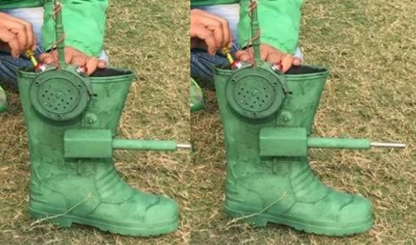 Fire Shoes For the Indian Army (1)