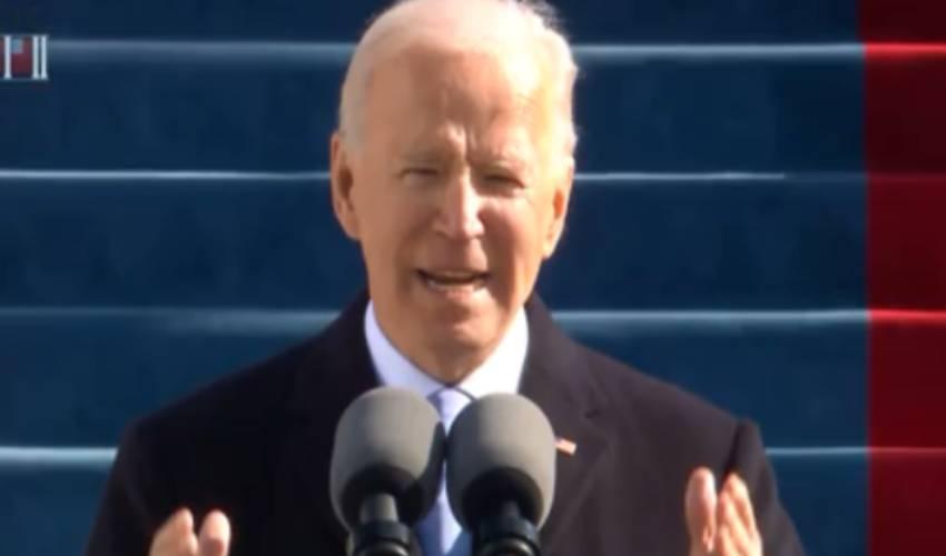 Joe Bien, Joe Bien oath as US President, President of the United States, Capitol Hill siege