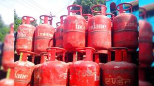 Gas cylinder price increased once again
