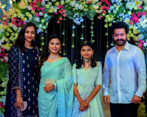 Tollywood Celebrities At Sukumar Daughter Function Photo