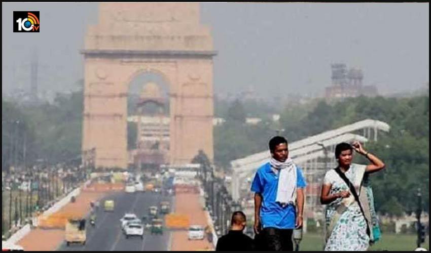 Delhi Highest temperatures : ఢిల్లీలో మండే ఎండలు…76 ఏళ్ల తర్వాత అత్యధిక ఉష్ణోగ్రతలు