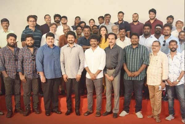 Thalapathy 65 Team