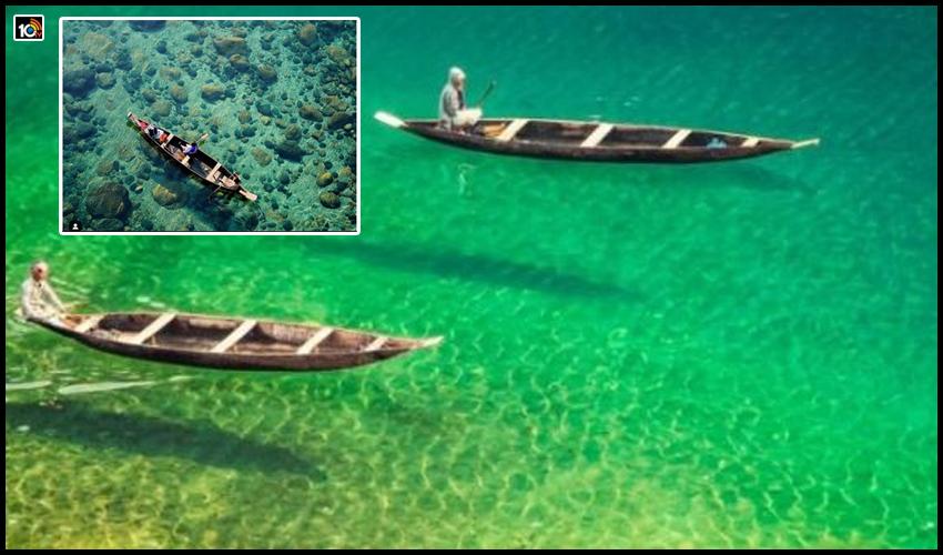 ఆసియాలోనే పరిశుభ్రమైన నది.. మన ఇండియాలోనే ఉంది.. చూస్తే వావ్ అనాల్సిందే